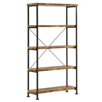 Laurel Foundry Modern Farmhouse Epineux Etagere Bookcase - Wayfair