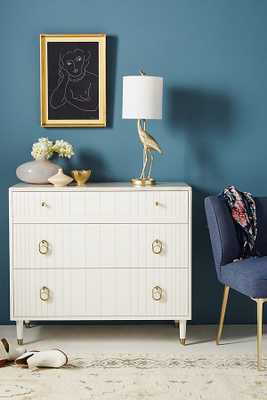 Marcelle Three-Drawer Dresser - Anthropologie