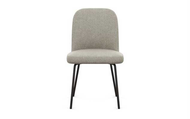 DYLAN Fabric Dining Chair - Interior Define