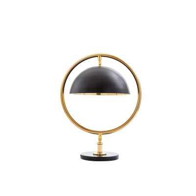 PORTMAN TABLE LAMP, BRASS - Bungalow 5