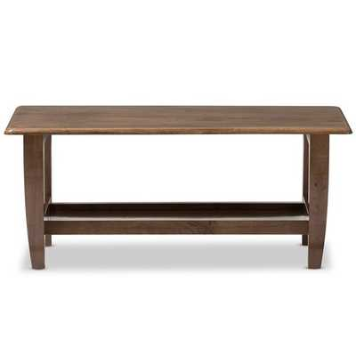 PIERCE MID-CENTURY MODERN COFFEE TABLE - Lark Interiors