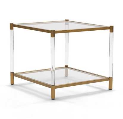 BEVERLY SIDE TABLE - Mitchell Gold + Bob Williams