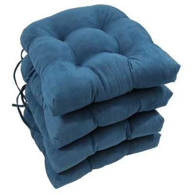 Abbottsmoor Dining Chair Cushion Set of 4 - Wayfair