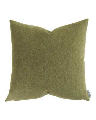 """SHERLOCK PILLOW COVER WITHOUT INSERT, 22"""" x 22"""" - McGee & Co."""