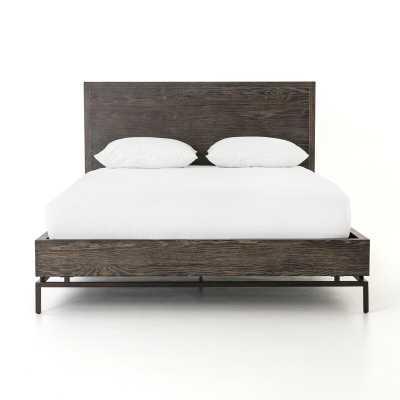 GRETA BED, King - Perigold