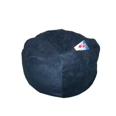 Standard Classic Bean Bag-Navy- Personalized - Wayfair
