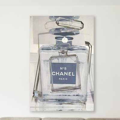Oliver Gal 'Infinite Glam Fashion Art' Wrapped Canvas Print - 30 x 20 - Wayfair