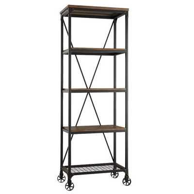 Cable Etagere Bookcase - Wayfair