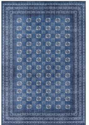 AFS-26 BLUE - Sera Rugs