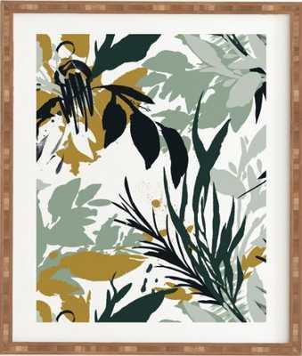 BOTANICAL BRUSHSTROKES - Wander Print Co.