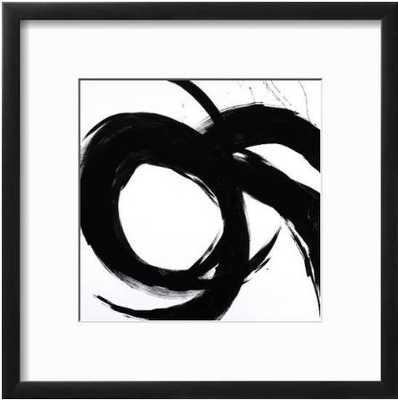 Circular Strokes by Megan Morris - art.com