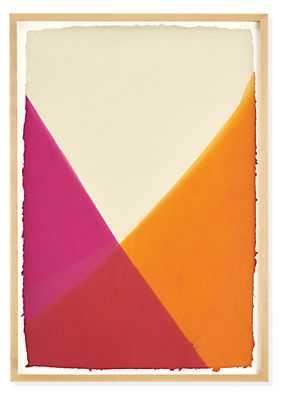John Robshaw Dip Dye Prints - Room & Board
