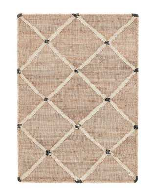 KALI WOVEN JUTE RUG, 5' x 8'- backordered until 1/13/21 - McGee & Co.