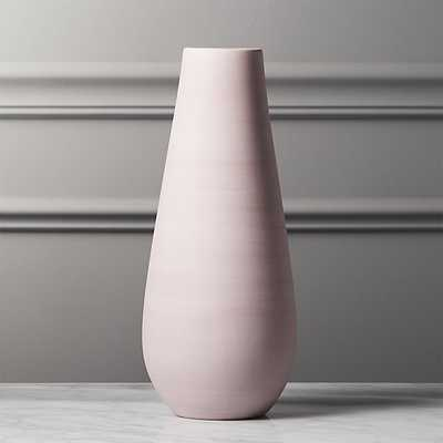 kupa lilac vase - CB2