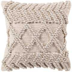"""Anders Pillow - 18"""" with down insert - Neva Home"""