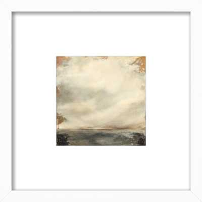 Be brilliant - 8''x8'' - with matte - Artfully Walls