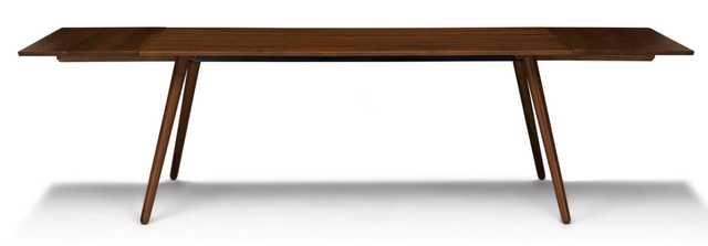 Seno Walnut Dining Table, Extendable - Article