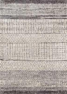 Danny Gray/Ivory Area Rug - AllModern