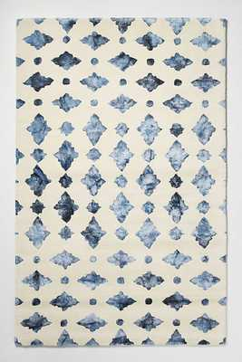 Moroccan Tile Rug, 8' x 10' - Anthropologie