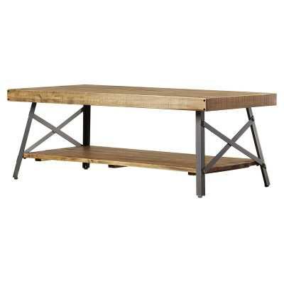 Kinsella Coffee Table with Storage - Wayfair