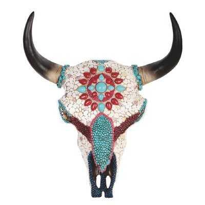 Stoke Buffalo Skull - Wayfair