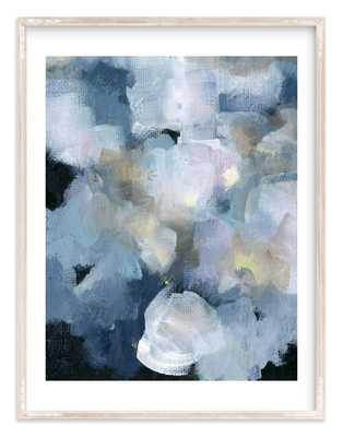 """imbue wall art finished frame 42.1"""" X 56.1"""" rich black wood frame - Minted"""