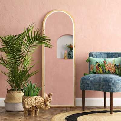 "20""x60"" Wood Wall Mirror - Opalhouse™ - Target"