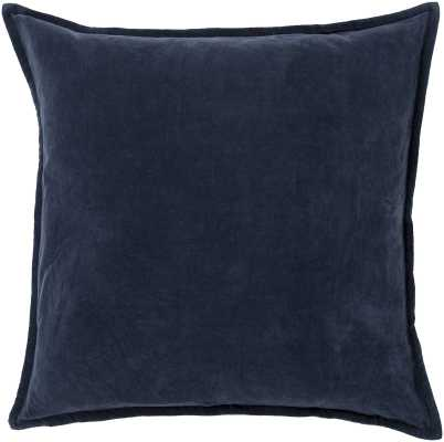 Bradford Smooth 100% Cotton Throw Pillow - AllModern