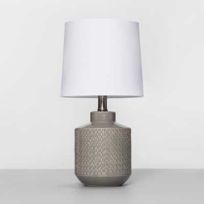 Ceramic Pattern Table Lamp - Project 62 - Target