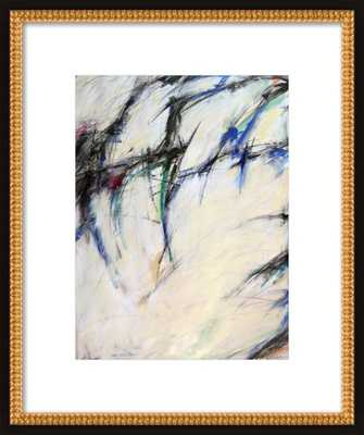 """7/3/12 a, 1 of a set of 2 - 11"""" x 14"""" - White Frame with 3"""" Mat - Artfully Walls"""