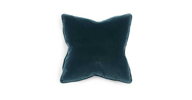 Lucca Pacific Blue Pillow, Set of 2 - Article
