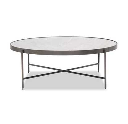 TURINO BUNCHING COCKTAIL TABLE - MARBLE - Mitchell Gold + Bob Williams