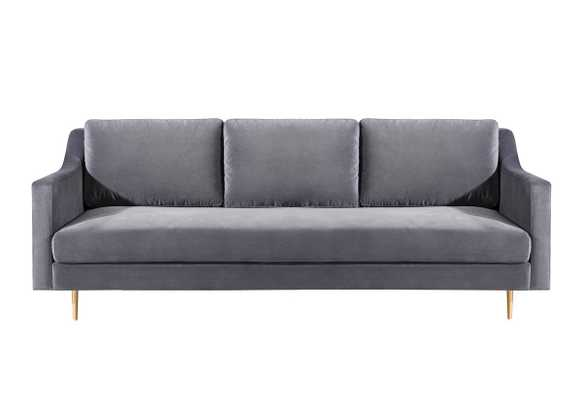 River Morgan VELVET SOFA - Maren Home