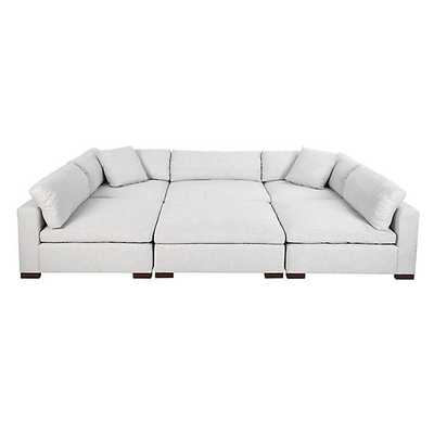 Naples Sectional - 6 PC - Z Gallerie