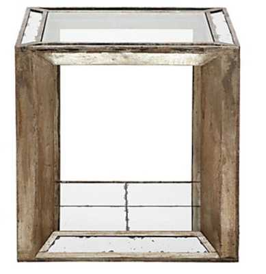 Pascual End Table - Z Gallerie