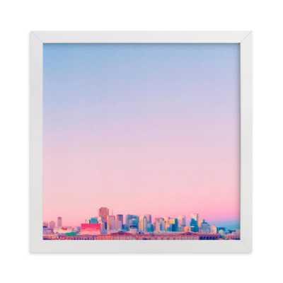 twilit city - Minted
