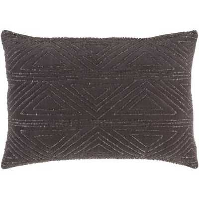 """Hira 13"""" x 19"""" Pillow with Poly Insert - Neva Home"""