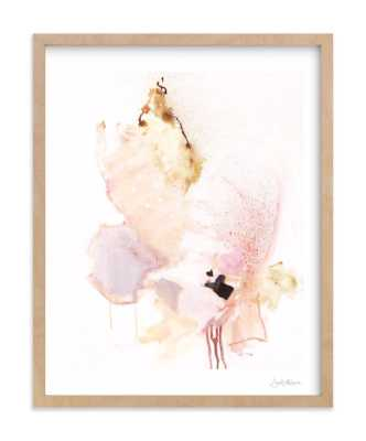 "delicate - signed -  11"" X 14"" - Minted"