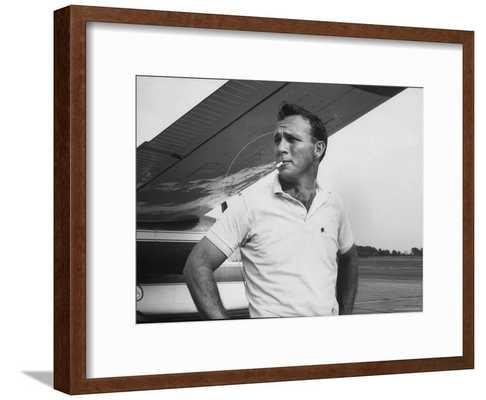 Golfer Arnold Palmer - art.com