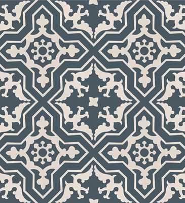 "Temara 8"" x 8"" Cement Field Tile - Wayfair"