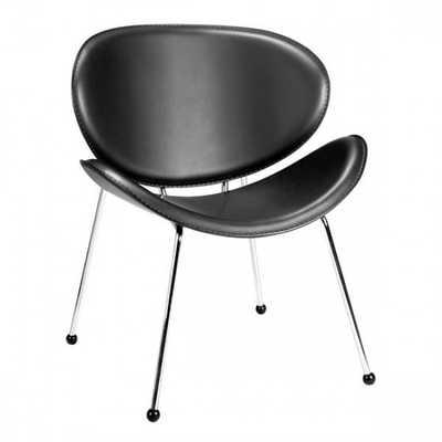 Match Chair Black, Set of 2 - Zuri Studios