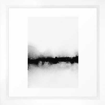L1 Framed Art Print - 12'' x 12'' - Society6