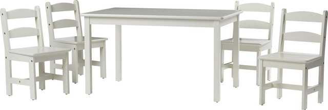 Rickey Kids 5 Piece Table & Chair Set - Wayfair