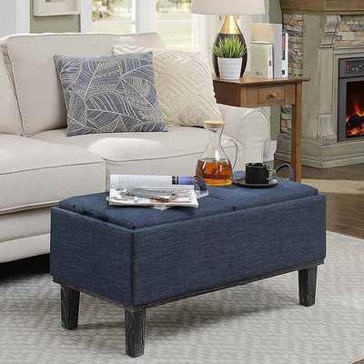 Full Screen    Convenience Concepts Brentwood Storage Ottoman - Hayneedle