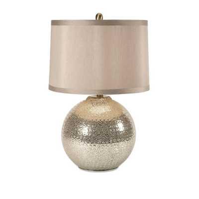 Bolton Mercury Glass Lamp - Mercer Collection
