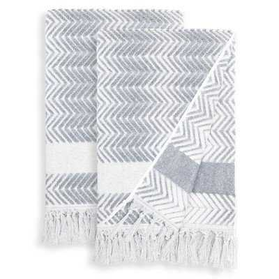 Scarlett 100% Cotton Bath Towel Set - AllModern