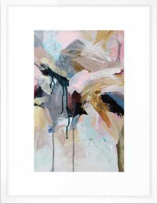 1 0 5 Framed Art Print - Society6