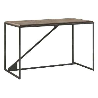 Rosemarie Industrial Writing Desk - Wayfair