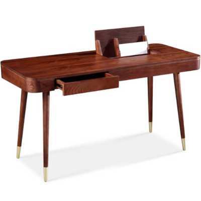 Teller Desk WALNUT - Default Title - Apt2B