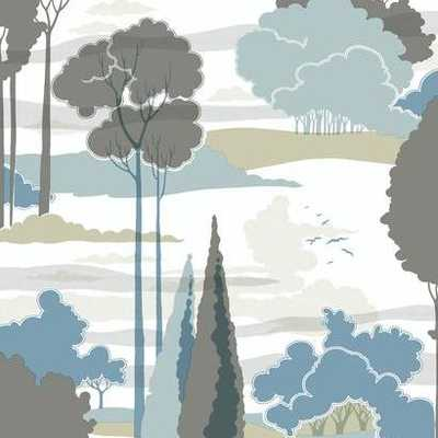Macarthur Park Wallpaper-FB1481 - York Wallcoverings